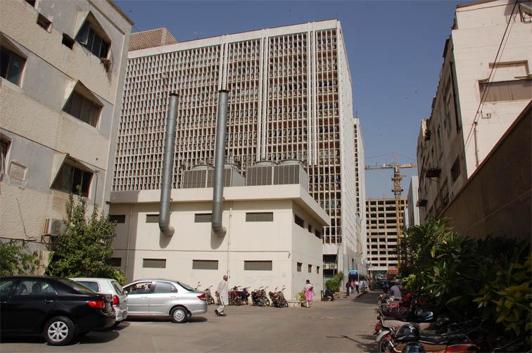 State Life Building Karachi