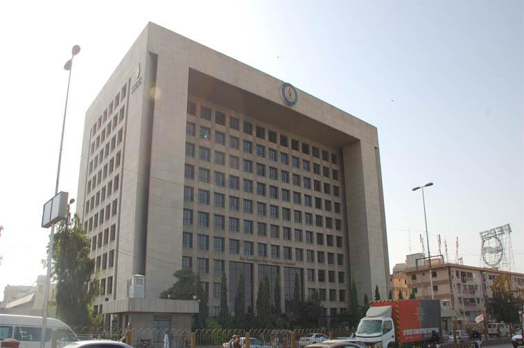 Sui Gas Building Karachi