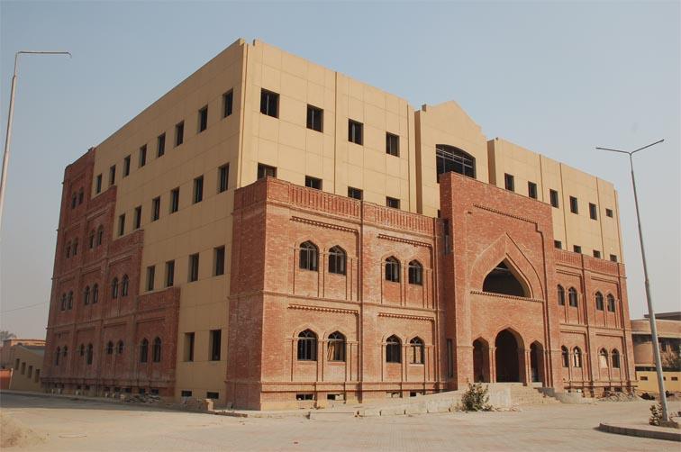 Burn Center Multan