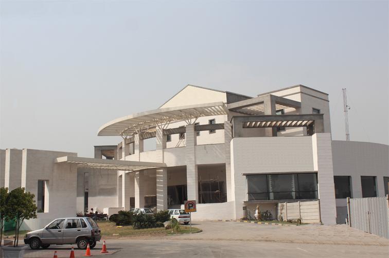 Bahria Heritage Club Lahore
