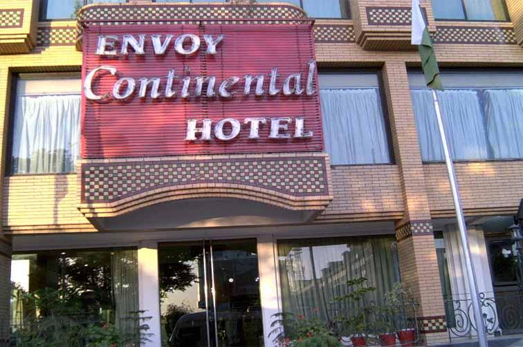 Hotel Continental Envoy Islamabad